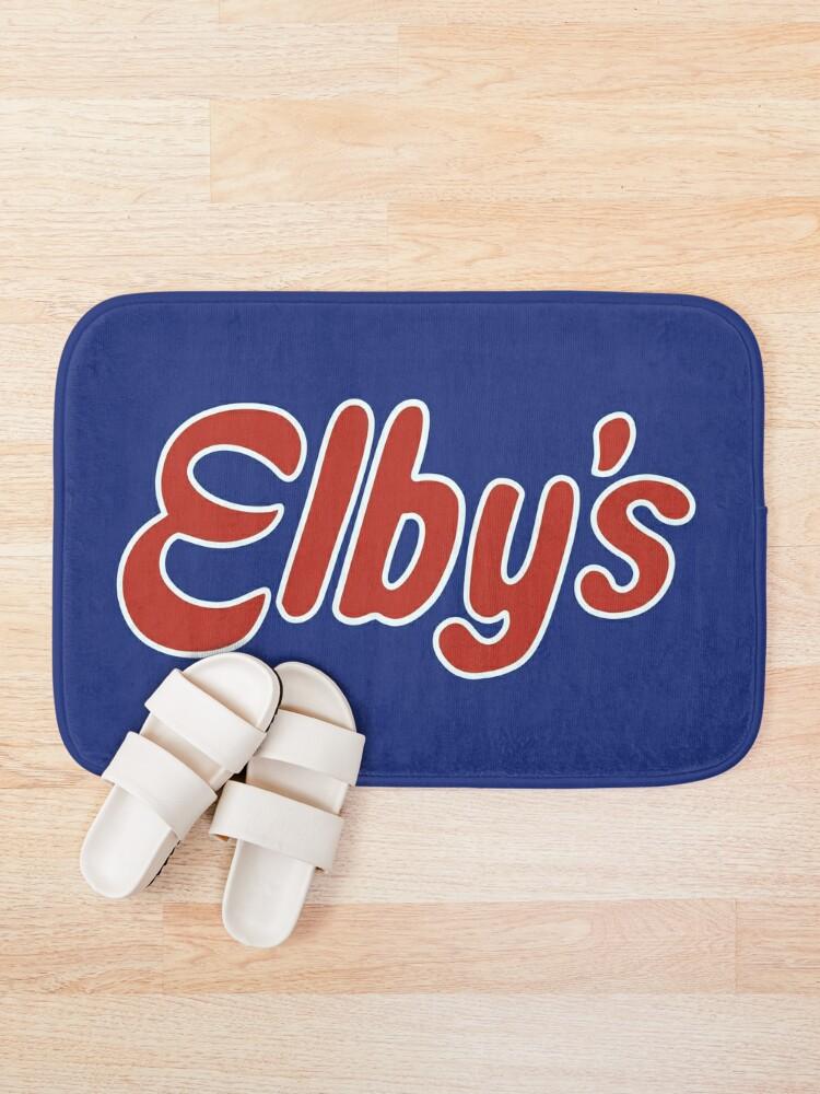 Alternate view of elby's  Big boy burger  Bath Mat