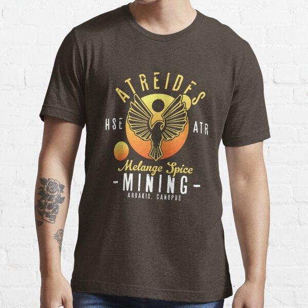 Dune Atreides Melange Spice Mining Essential T-Shirt