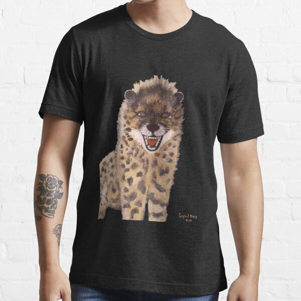 """A Spotted Hyena"" Essential T-Shirt"