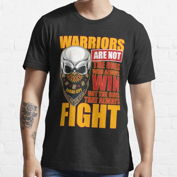 Fight for Kansas City till the end Essential T-Shirt