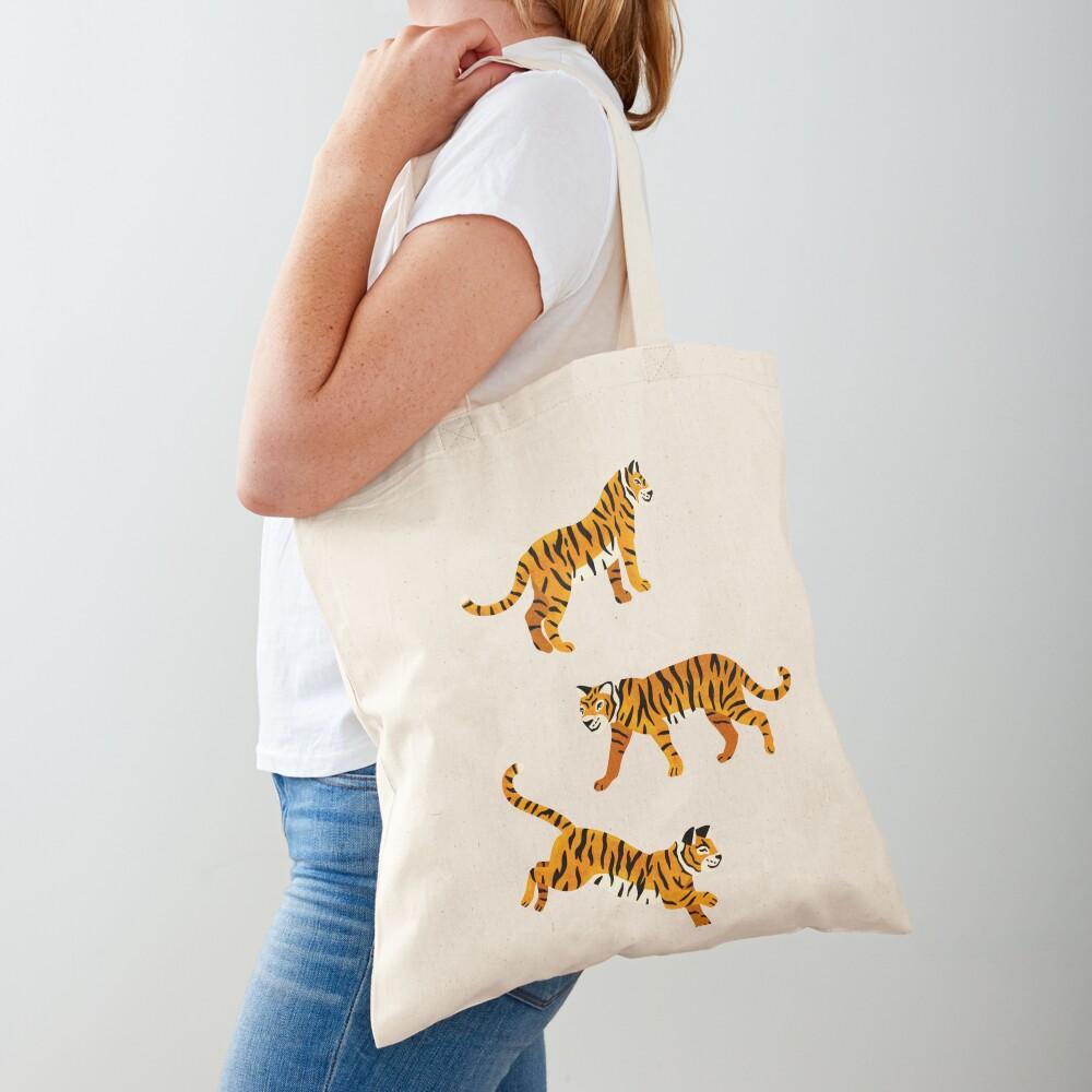 Bengal Tigers - Navy  Tote Bag