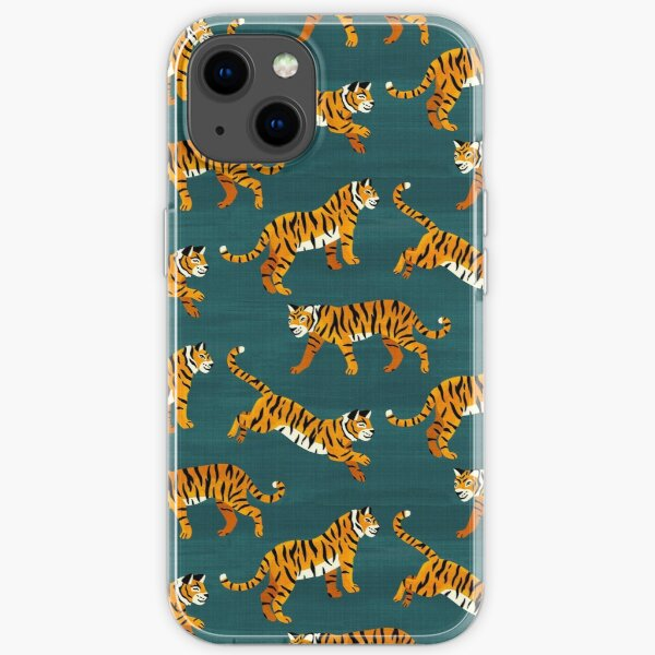 Bengal Tigers - Navy  iPhone Soft Case