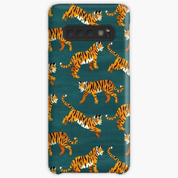 Bengal Tigers - Navy  Samsung Galaxy Snap Case