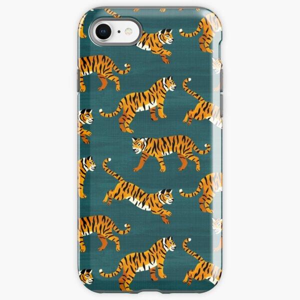 Bengal Tigers - Navy  iPhone Tough Case