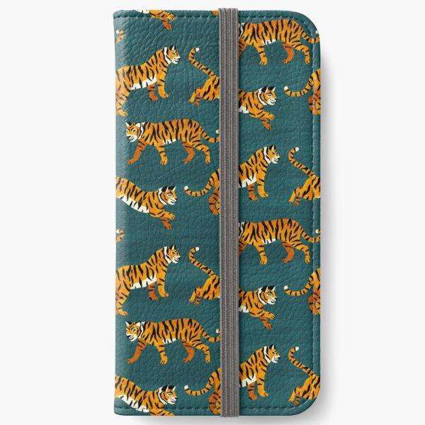 Bengal Tigers - Navy  iPhone Wallet
