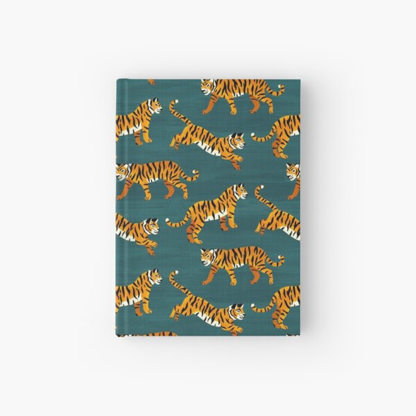 Bengal Tigers - Navy  Hardcover Journal