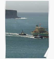 Back In The Harbour Poster