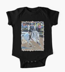 Determination - Horseshow T-Shirt or Hoodie One Piece - Short Sleeve