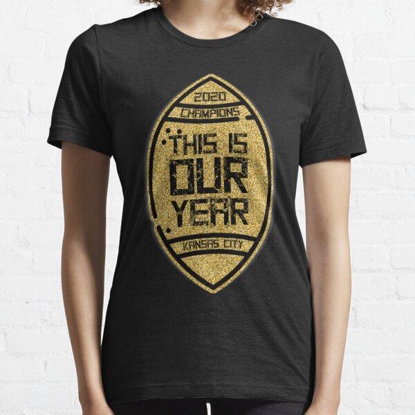 My city Kansas city gold ball champions 2020 Essential T-Shirt