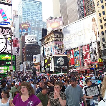Times Square by aplace4us