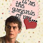 The Maze Runner Greeting Cards [Thomas] by thescudders