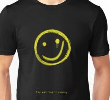 The Wall Had It Coming Unisex T-Shirt