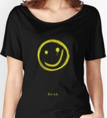 Bored. Women's Relaxed Fit T-Shirt