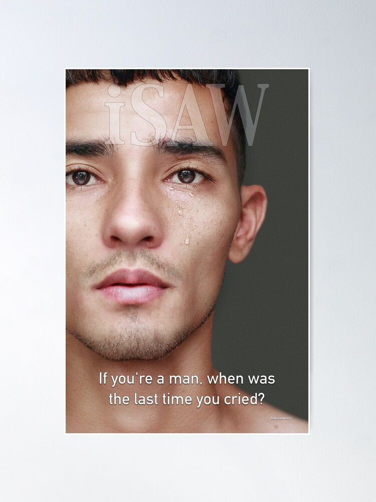 Alternate view of When Was The Last Time You Cried Poster