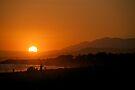 Carpinteria Sunset by Helen Vercoe