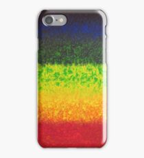 Spectrum - Abstract Psychedelic Art iPhone Case/Skin