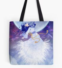 The Robe of Feathers Tote Bag
