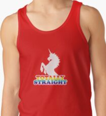Totally Straight Men's Tank Top