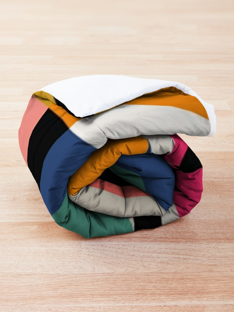 Alternate view of Graphic #13 Comforter