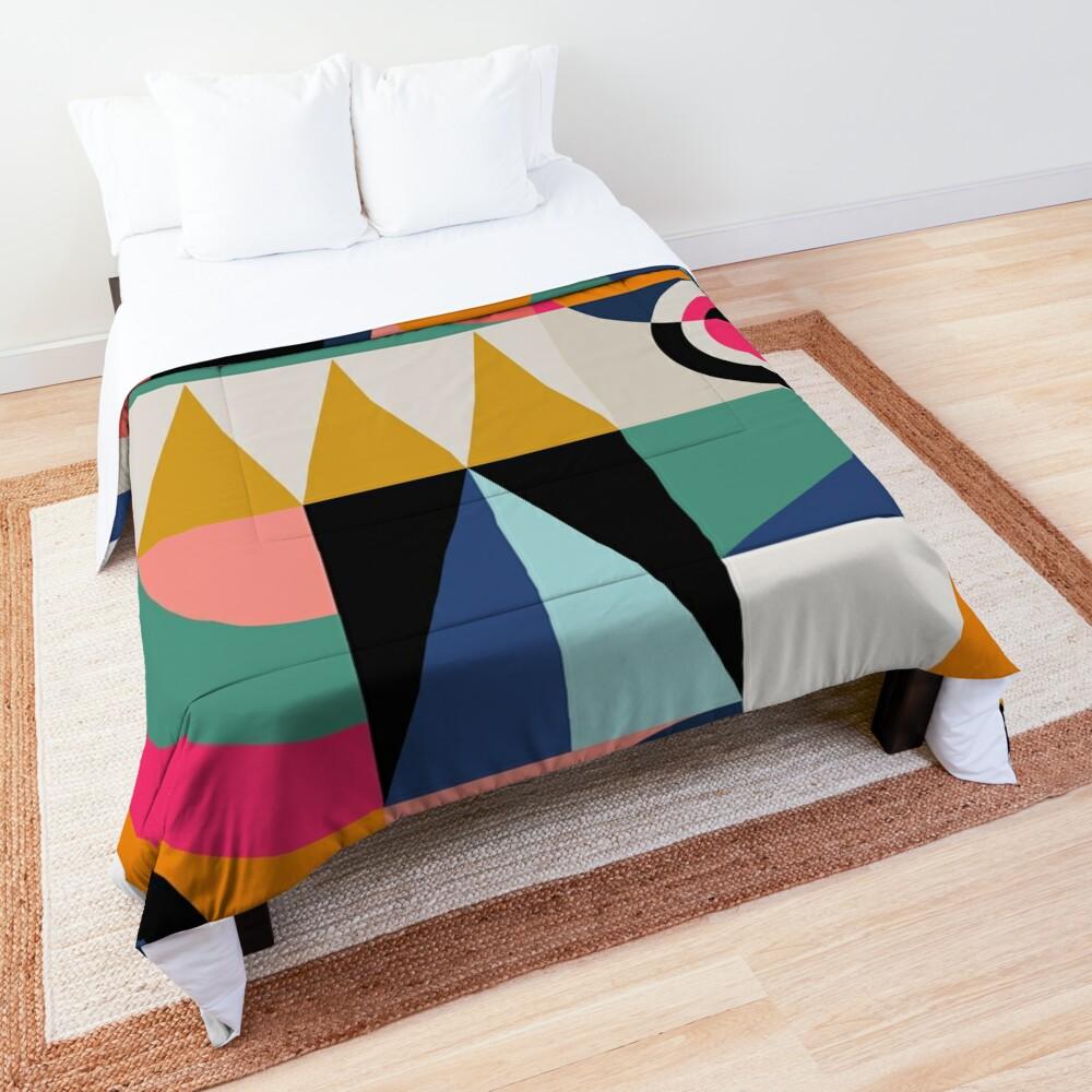 Graphic #13 Comforter