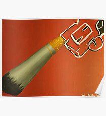 Smoke 'em like you load 'em Poster