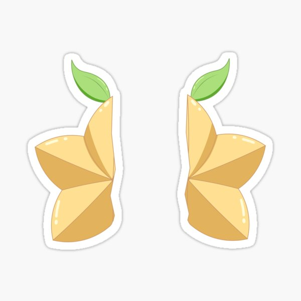 Paopu Fruit shared version Sticker