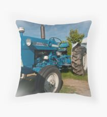 Ford tractor. Throw Pillow
