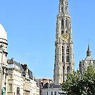 Antwerpen view by Stephanie Owen