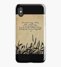 JD Salinger Quote iPhone Case/Skin