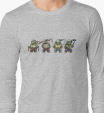 TMNT Long Sleeve T-Shirt