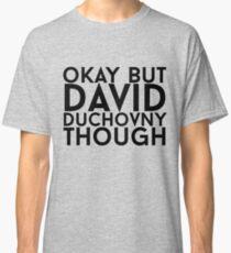 David Duchovny Classic T-Shirt