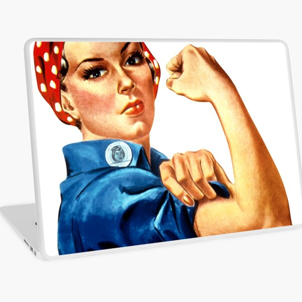 We Can Do It! Laptop Skin