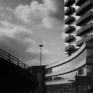 Leicester - B/W by Ant101