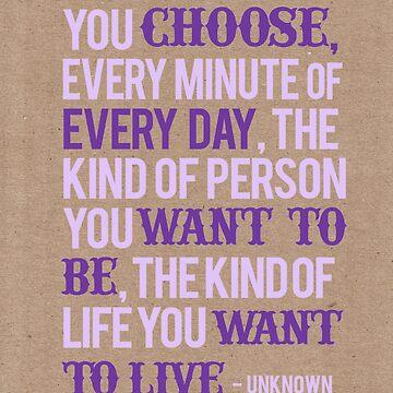 You Choose by looroll