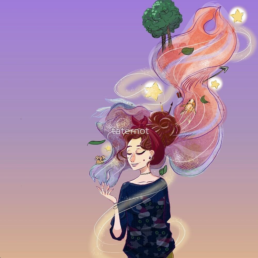Enchanting by taternot