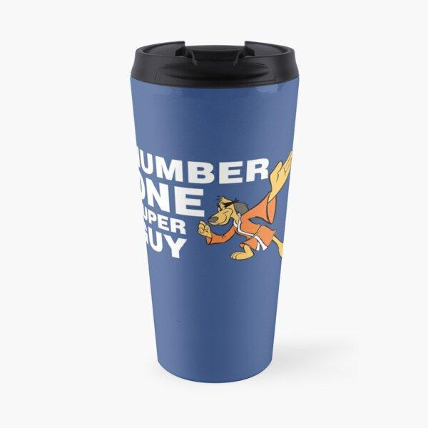 Number One Super Guy Hong Kong Phooey Travel Mug