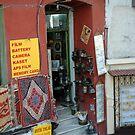 Neighborhood Store, Istanbul, Turkey by Edward J. Laquale