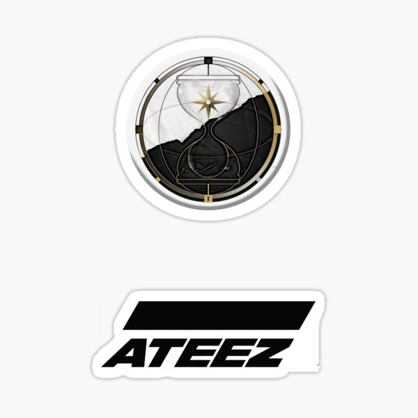 ATEEZ Songs Sticker