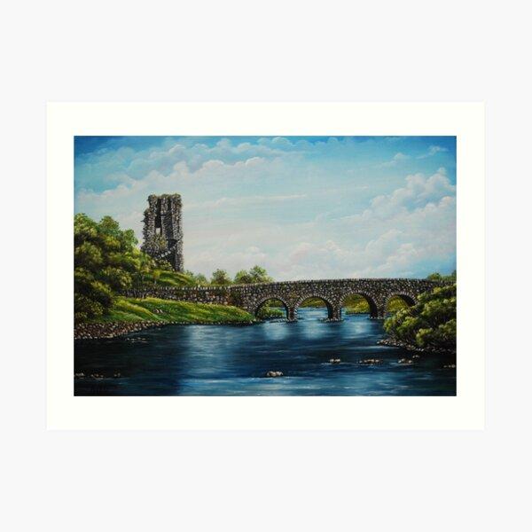 Doonbeg, County Clare, Ireland - Oil Painting Art Print