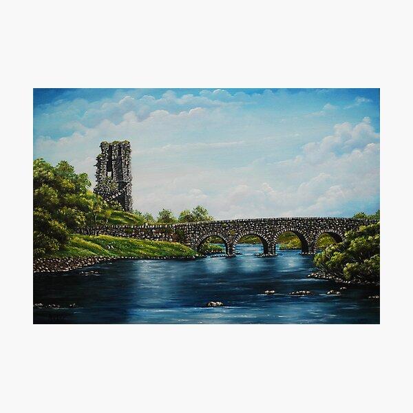 Doonbeg, County Clare, Ireland - Oil Painting Photographic Print