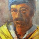 Cape fisherman by irenee