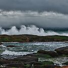 Stormy Afternoon At Prevelly II by Chris Paddick