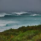 Stormy Afternoon At Prevelly III by Chris Paddick