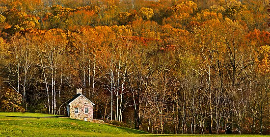 Along Barley Mill Road by cclaude