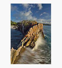 Whiritoa Gap Photographic Print