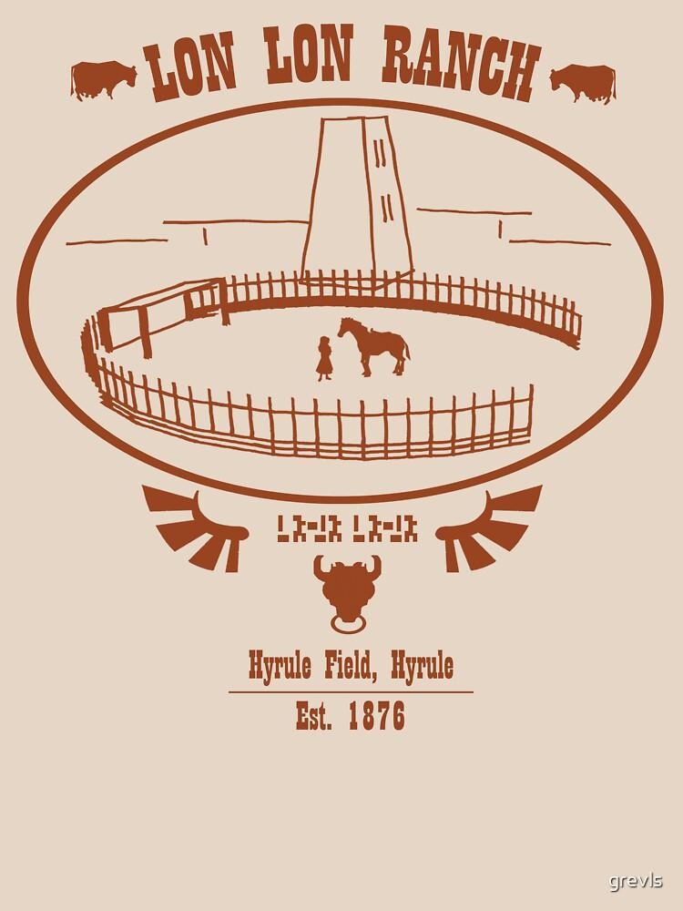 Lon Lon Ranch | Unisex T-Shirt