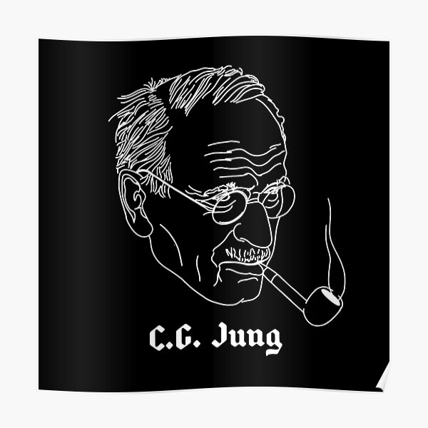 C.G. Jung Poster