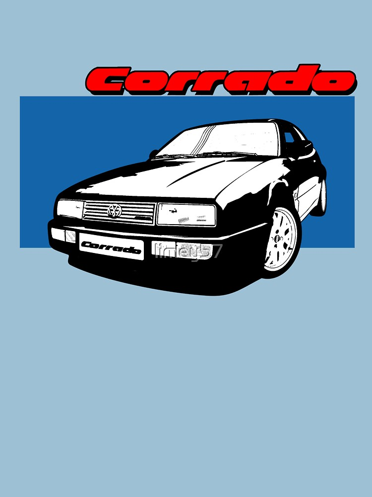 VW Corrado (stripped down version) | Unisex T-Shirt