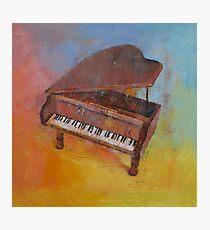 Toy Piano Photographic Print