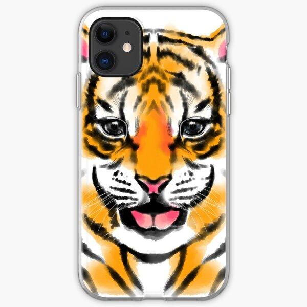 Easy Tiger Cub iPhone Soft Case